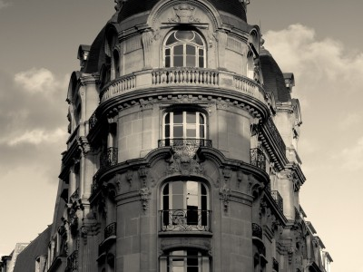 Paris – First Shot