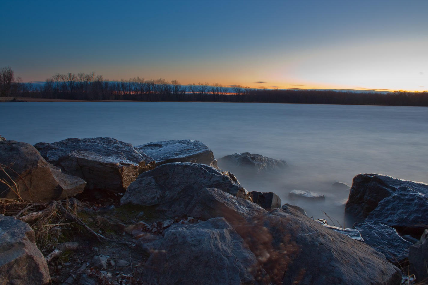 Test Shot - Long Exposure and ND Filters