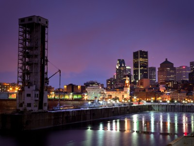 Old Montreal – Jan 2011