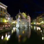 Night Castle of Annecy